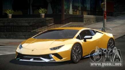 Lamborghini Huracan Qz para GTA 4