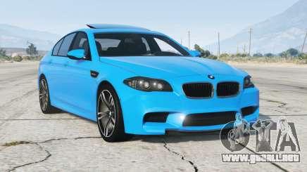 BMW M5 (F10) 2011〡add-on v1.2 para GTA 5