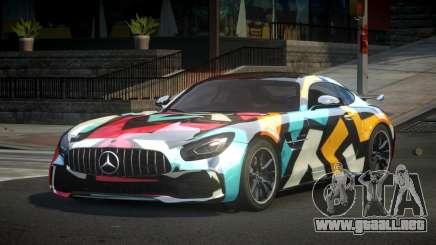 Mercedes-Benz C190 GT S7 para GTA 4