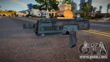 Uzi - Ammunation Surplus para GTA San Andreas