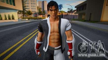 Jin from Tekken 3 para GTA San Andreas