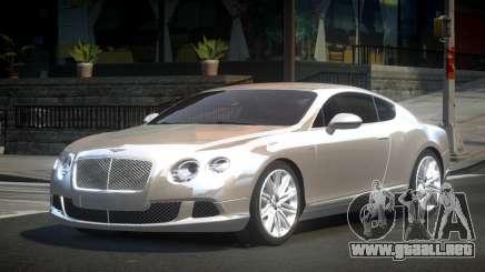 Bentley Continental Qz para GTA 4