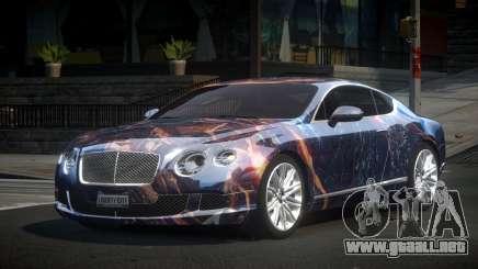 Bentley Continental Qz S2 para GTA 4